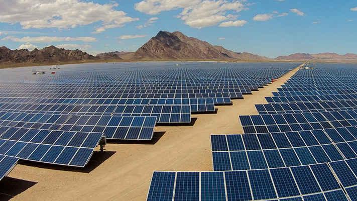 Assemini impianto fotovoltaico