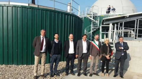 Realizzato in Italia il primo impianto a biogas bi-stadio europeo