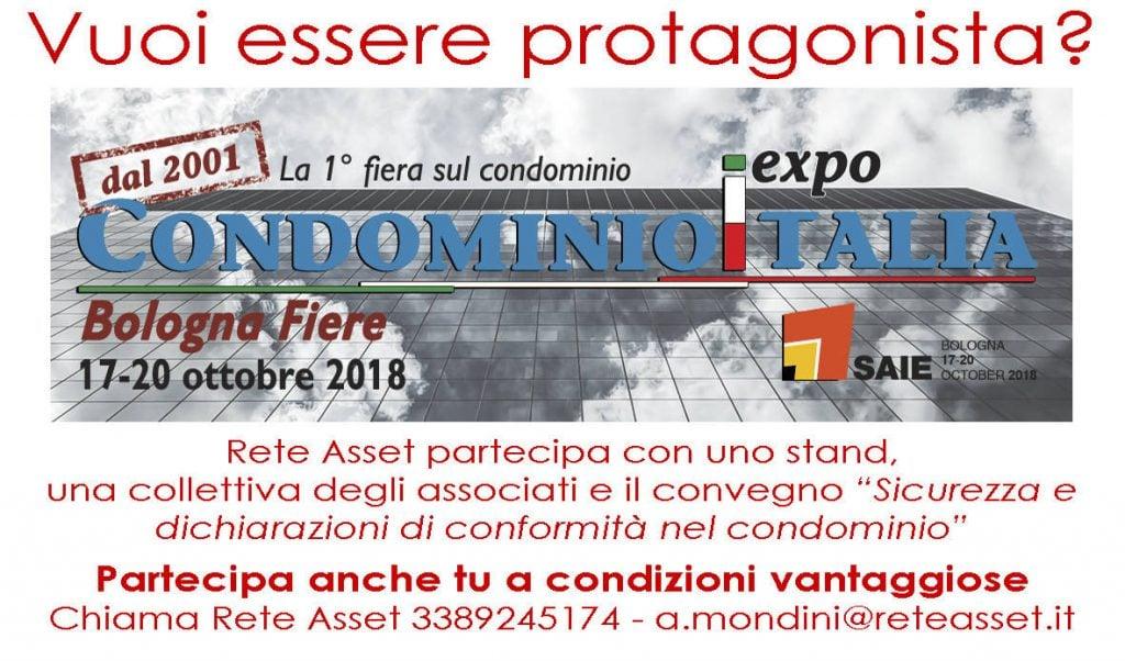 Condominio Italia a SAIE 2018
