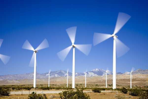 Nuova energia eolica in Europa 2018