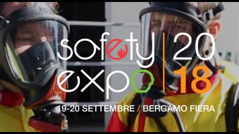 Safety Expo 2018, Bergamo, 19 – 20 settembre 2018