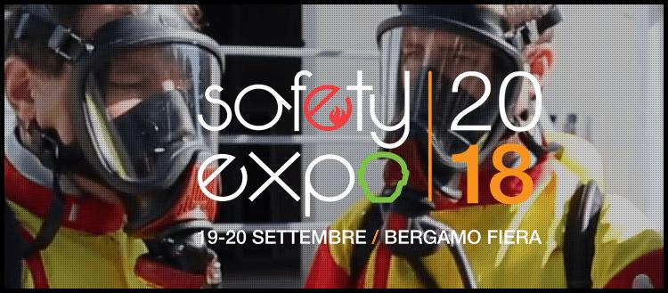 Safety Expo 2018, Bergamo, 19 - 20 settembre 2018
