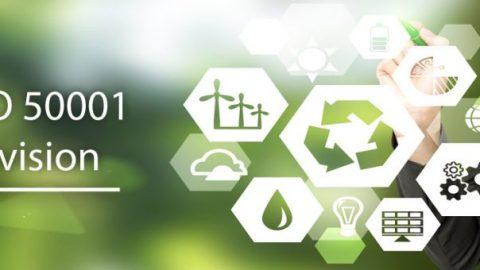 UNI ISO 50001 revisione 2018. I corsi organizzati da Seaside