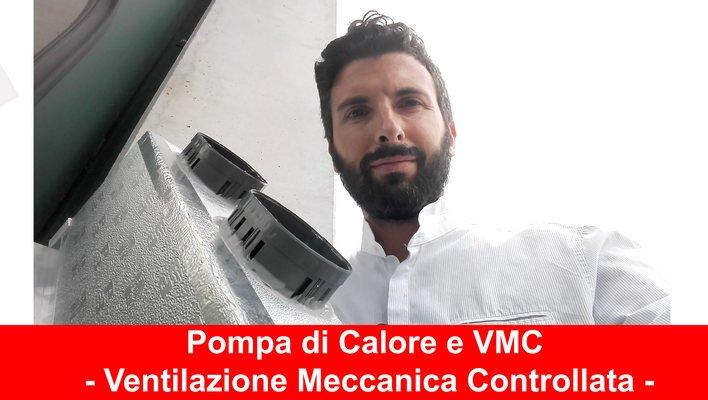 Ventilazione Meccanica Controllata VMC