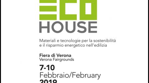 Eco House Expo, Verona, 7 – 10 febbraio 2019