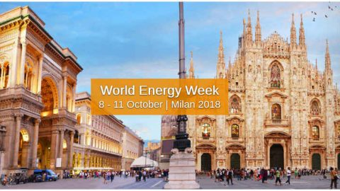 World Energy Week, Milano, 8 – 11 ottobre 2018