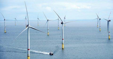 Inaugurato Walney Extension, il più grande parco eolico del mondo.