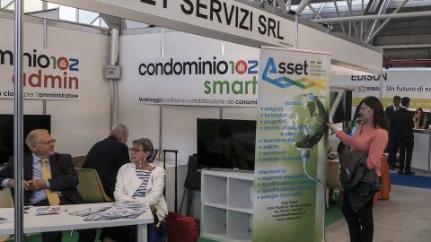Rete Asset a SAIE 2018 – Condominio Italia
