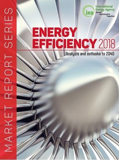 Il rapporto Energy Efficiency 2018, a cura dell'International Energy Agency (IEA)