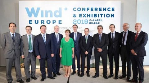 Wind Europe Conference and Exibition 2019, 2 – 4 aprile 2019, Bilbao