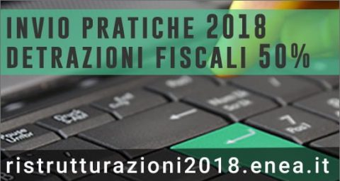 Online il portale ristrutturazioni2018.enea.it