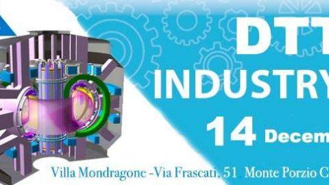 DTT Industry Day, 14 dicembre 2018