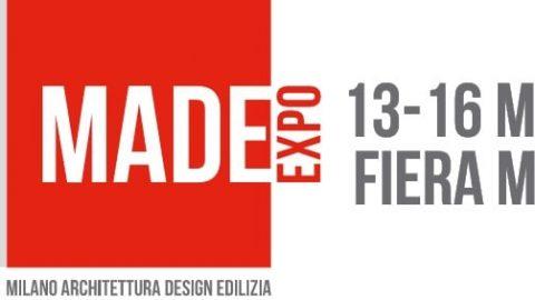 MADE expo 2019, Milano, 13 – 16 marzo 2019