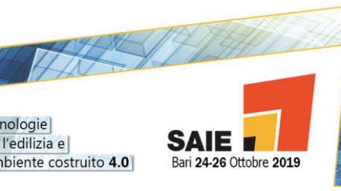 Successo per la prima edizione di SAIE Bari 2019