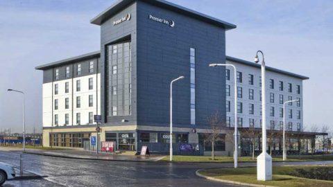 In Scozia un hotel alimentato a batteria