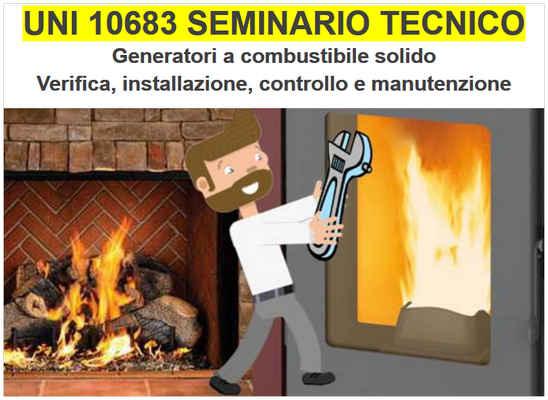 Seminario Tecnico GATE UNI 10683