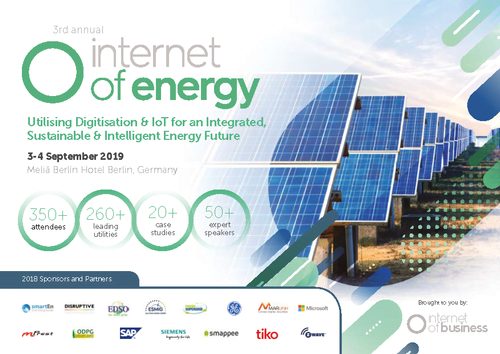 Internet of Energy 2019