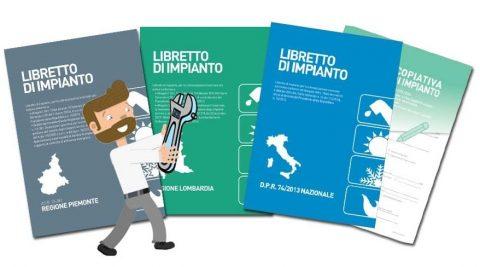 Corretta compilazione del Libretto d'Impianto e relativi Rapporti di Efficienza Energetica, Vercelli, 26 febbraio 2019