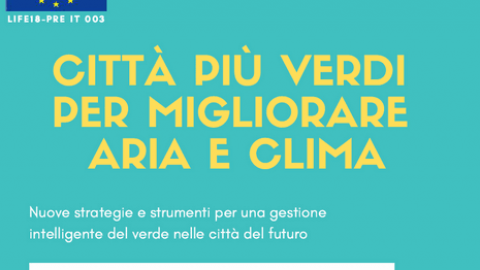 "Conferenza di lancio del Progetto VEG-GAP ""Vegetation for urban green air quality plans"" Bologna, 27 febbraio 2019"