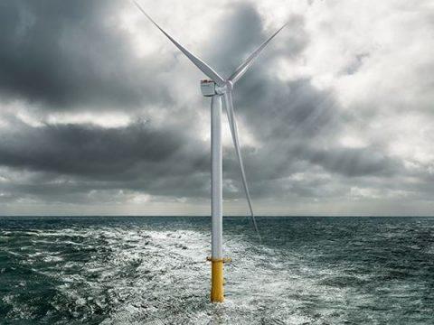 Siemens Gamesa lancia una turbina eolica offshore da 10 MW; la produzione annuale di energia (AEP) aumenta del 30% rispetto al precedente modello