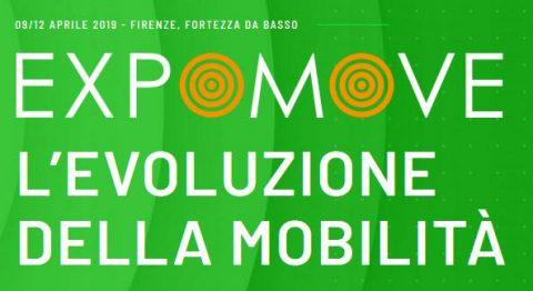 ExpoMove l'evoluzione della mobilità, Firenze, 9 – 12 aprile 2019