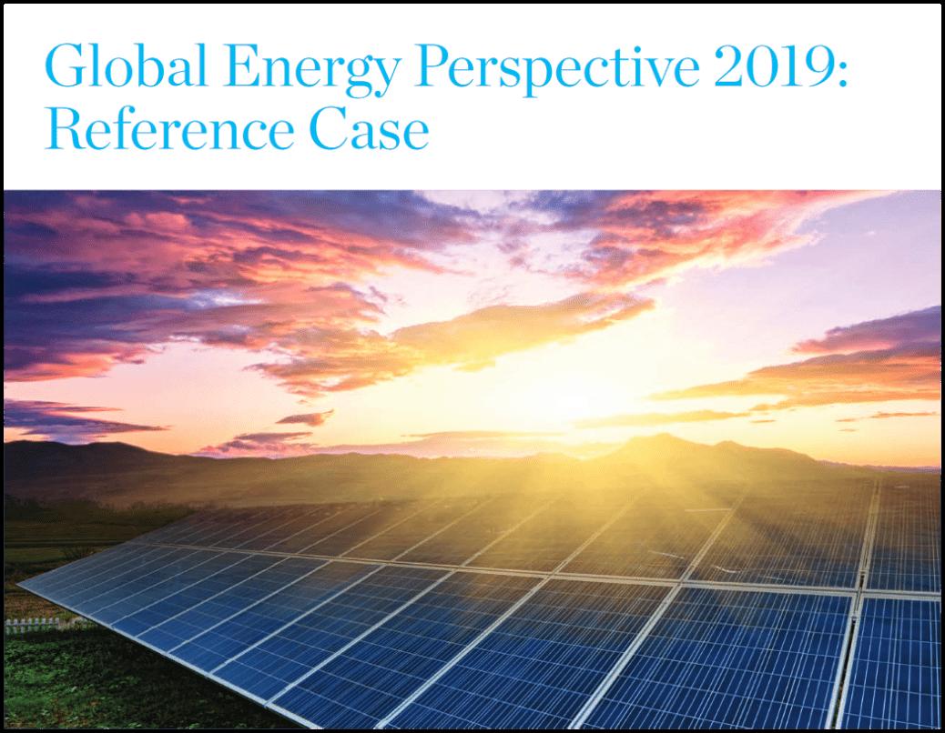 Global Energy Perspective 2019