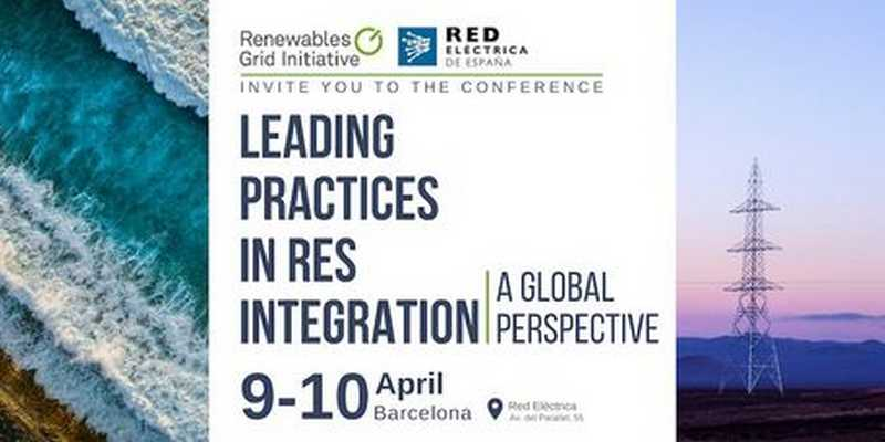 Leading Practices in RES Integration A Global Perspective, Barcellona, 8 - 10 aprile 2019