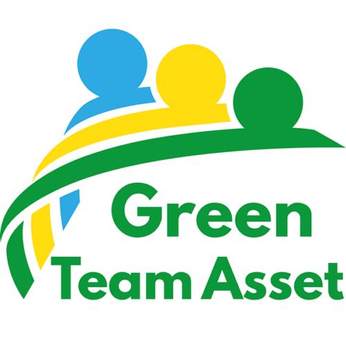 Logo Green Team Asset - GTA