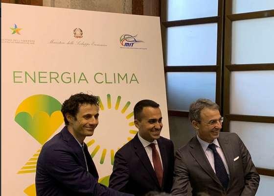 Piano Nazionale energia e clima