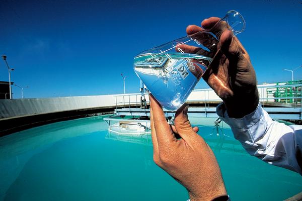 Rete idrica rilevazione inquinanti