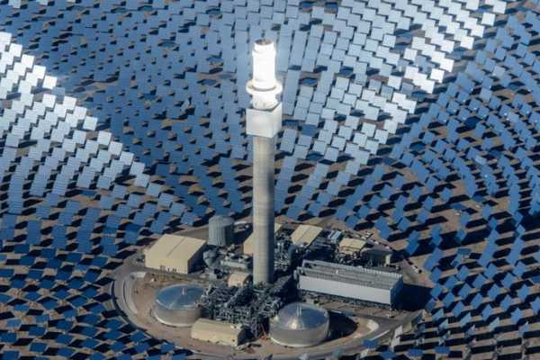 Solare Termcio a Concentrazione