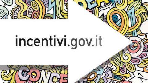 Incentivi.gov.it, vademecum ragionato degli incentivi per lo sviluppo
