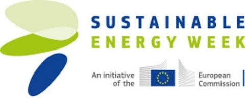 EUSEW 2019 EUropean Sustainable Energy Week, Bruxelles, 17-21 giugno2019