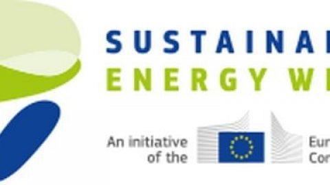 EUSEW 2019 EUropean Sustainable Energy Week, Bruxelles, 17-21 giugno2019