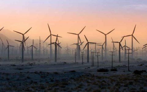 Energia eolica: l'Europa investe 27 miliardi di euro in nuovi parchi eolici nel 2018