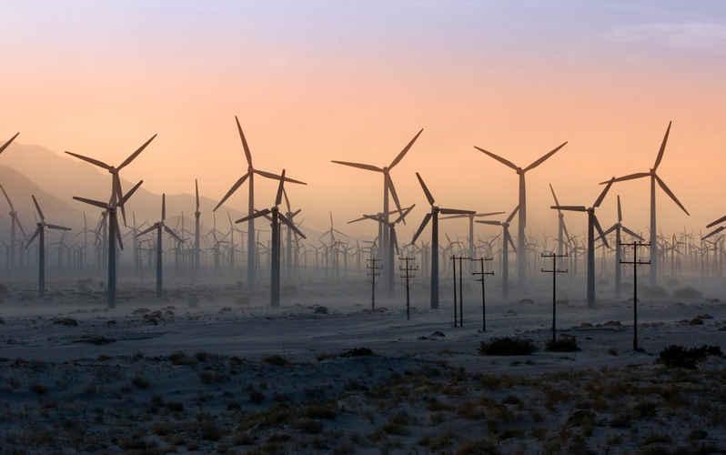 Energia eolica - l'Europa investe 27 miliardi di euro in nuovi parchi eolici nel 2018