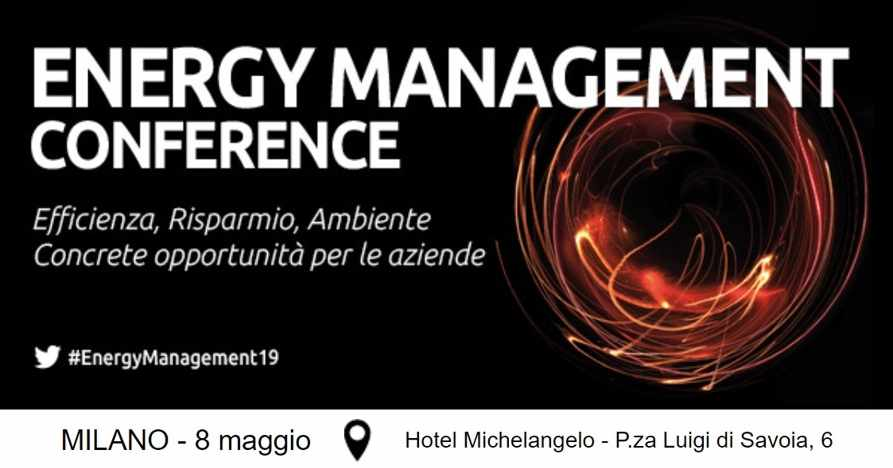 Energy Management Conference 2019