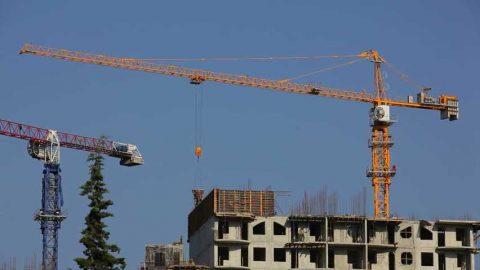 Produzione nelle costruzioni a febbraio +3,4%
