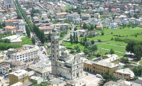 REC alpina, a Tirano un progetto di comunità energetica