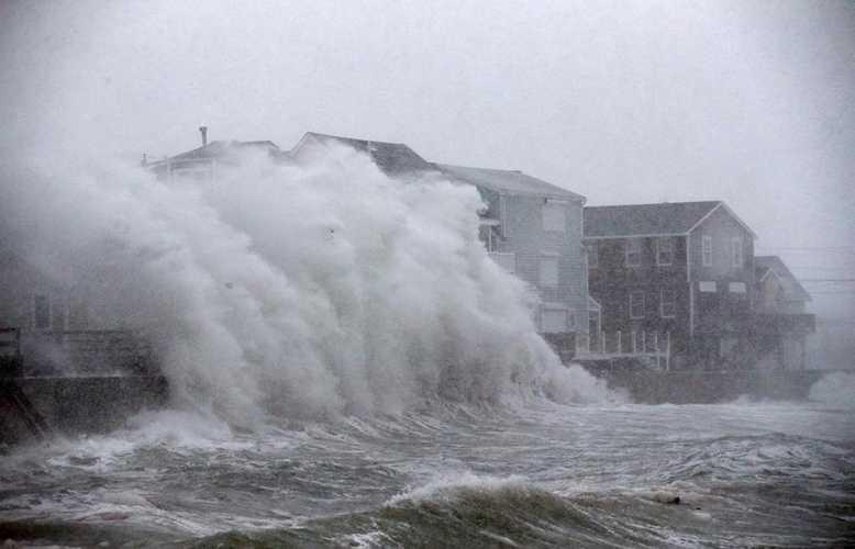 Tempeste sempre più frequenti con il riscaldamento degli oceani