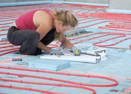 UNI 11741 2019 Installatori di sistemi radianti idronici a bassa differenza di temperatura