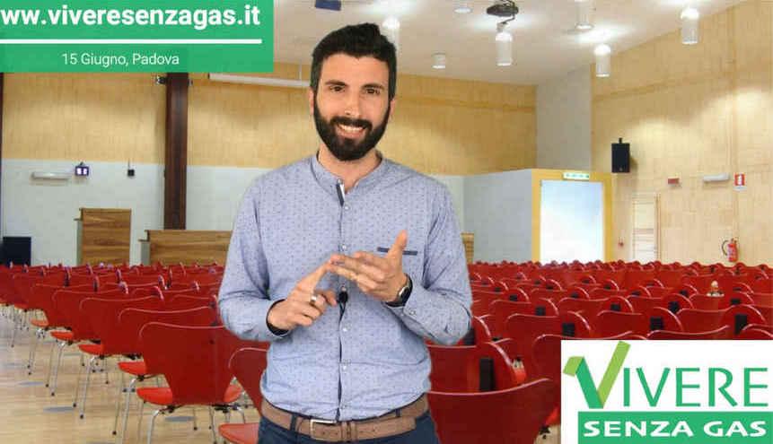 Vivere Senza Gas, 15 giugno 2019, Padova