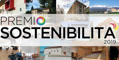 Architettura: Premio Sostenibilità 2019