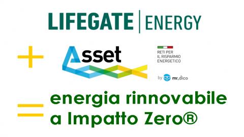 Accordo LifeGate Energy + Rete Asset per le energie rinnovabili