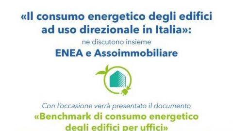 Il consumo energetico degli edifici direzionali in Italia, Roma, 12 giugno 2019