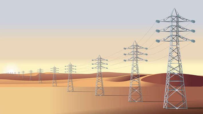 Elettricità dal Sahara alla Italia