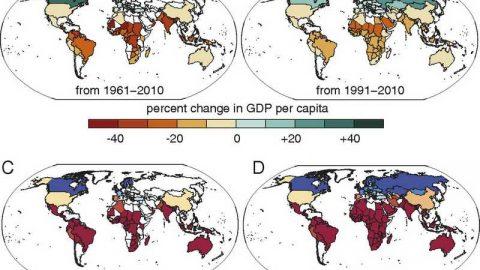 Il riscaldamento globale ha aumentato la disuguaglianza fra paesi ricchi e paesi poveri