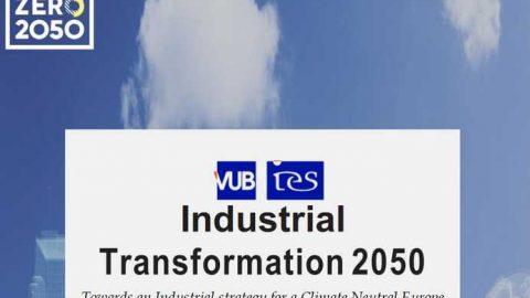 Industrial Transformation 2050. Come cambia l'industria manifatturiera per adeguarsi agli obiettivi di Parigi