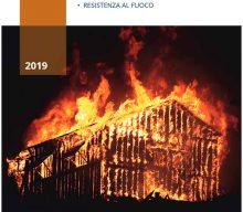 La resistenza al fuoco degli elementi strutturali, pubblicazione INAIL