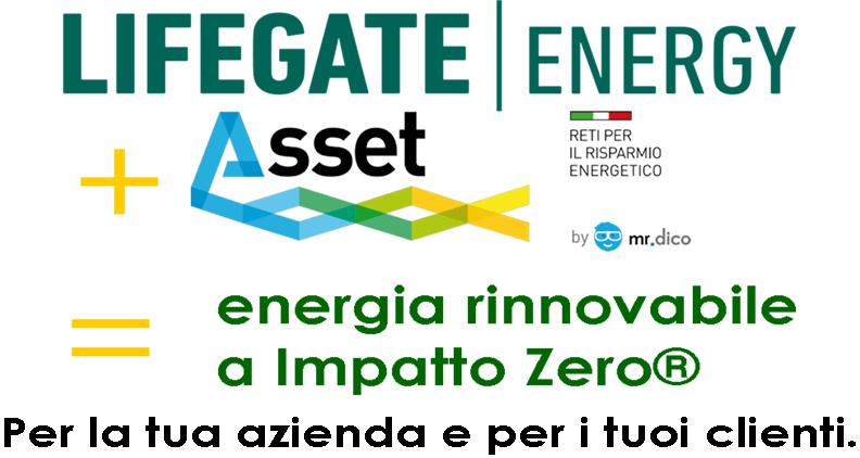 Lifegate Energy + Rete Asset